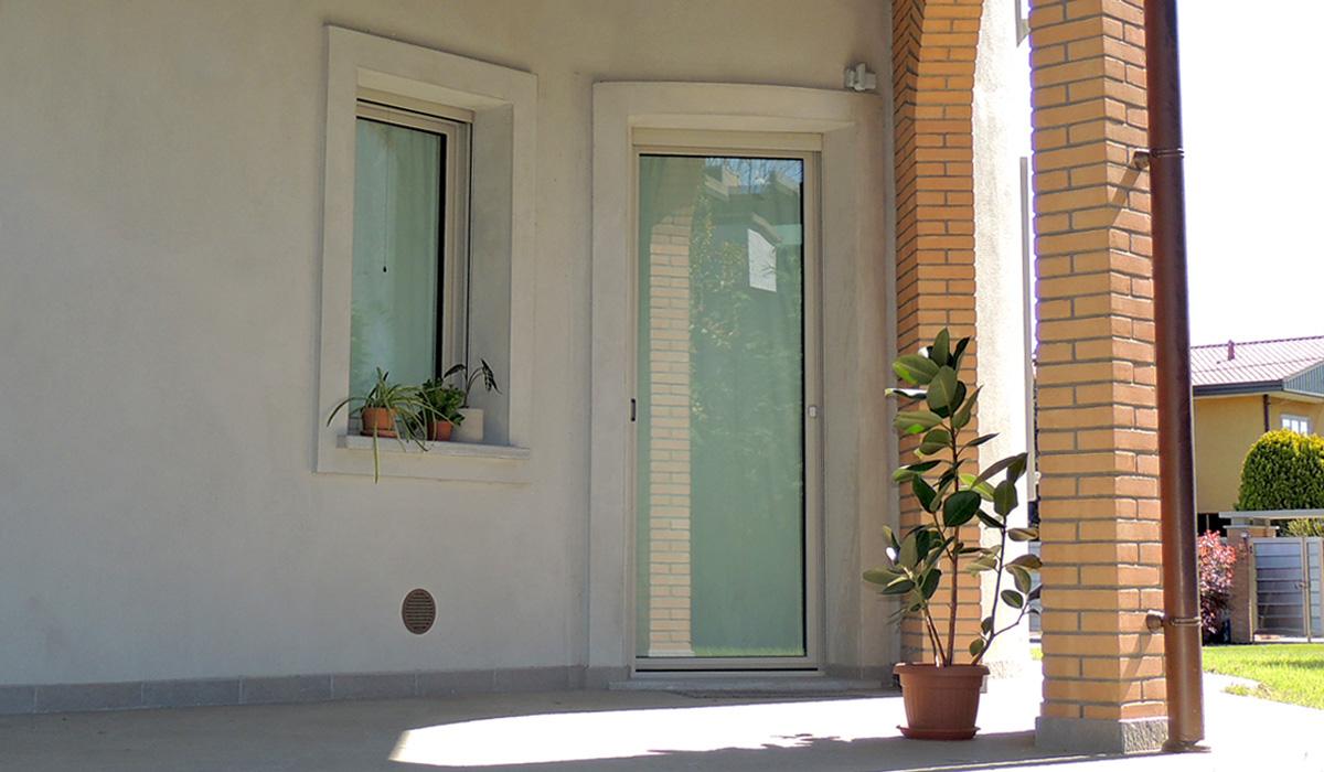 Porte d 39 ingresso - Maniglia porta ingresso ...