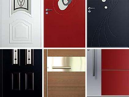 Porte d 39 ingresso - Colori per porte ...