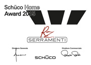 Schüco Home awards 2015